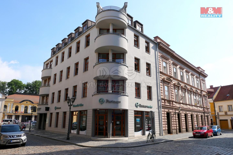 Pronájem, kancelářský prostor, 136 m², Hradec Králové