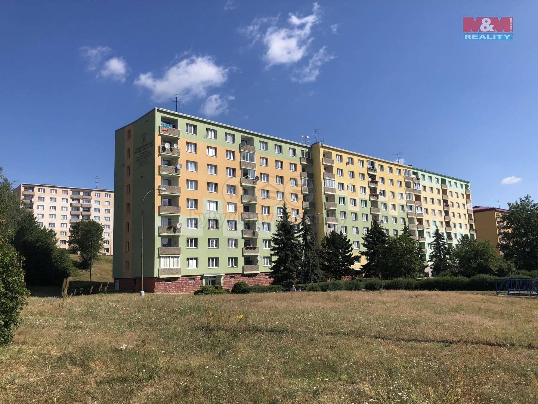 Prodej, byt 2+1, 60 m², DV, Chomutov, ul. Pod Břízami