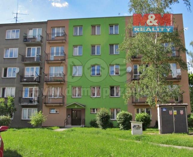 Pronájem, byt 2+1, 49 m2, Ostrava - Hrabůvka, ul. Mitušova