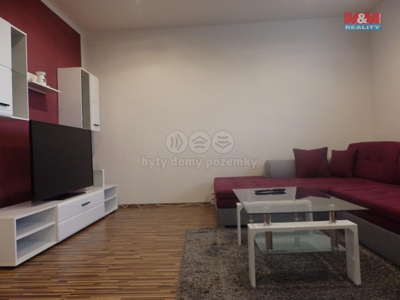 Pronájem, byt 2+1, 46 m2, Frýdek - Místek, ul. Jana Čapka