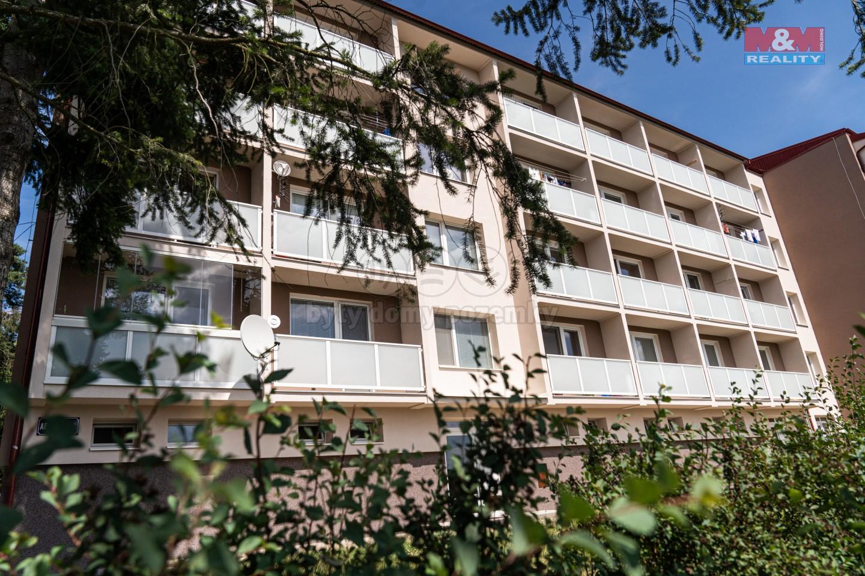 Prodej, byt 2+1, 62 m², Blansko, ul. Absolonova