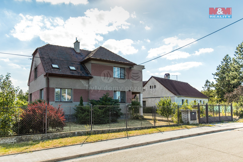Prodej, rodinný dům, Pardubice - Lány na Důlku