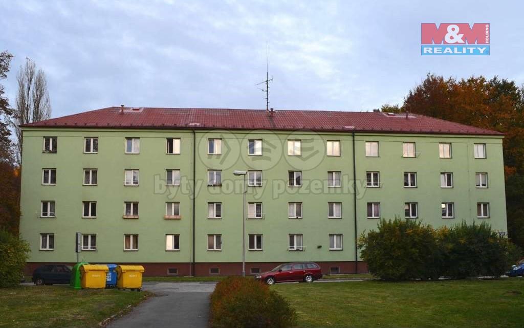 Pronájem, byt 1+1, 29 m2, Ostrava - Zábřeh, ul. Čujkovova