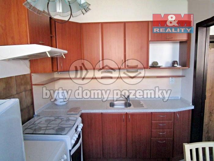 Pronájem, byt 2+1, 47 m2, Ostrava - Poruba, ul. M. Bajera