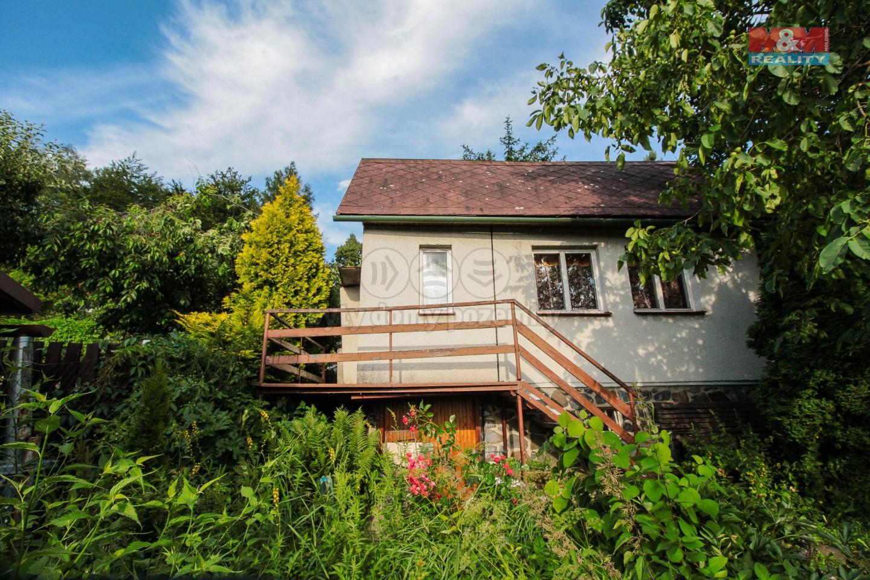 Prodej, chata se zahradou, Bystřice nad Pernštejnem