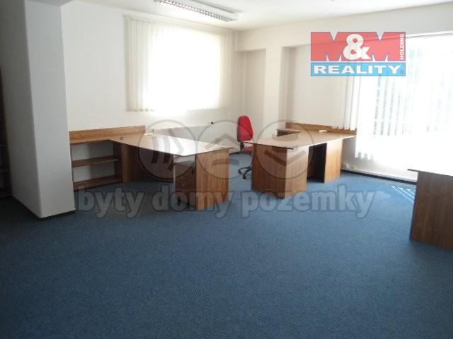 Pronájem, kancelářské prostory, 30 m2, Zlín