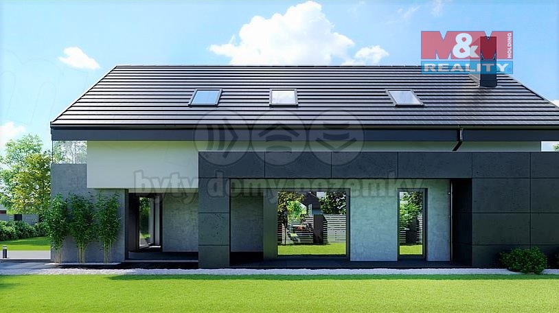 Prodej, rodinný dům, 997 m², Praha, ul. Úprkova