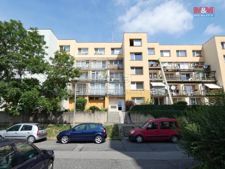 Prodej, byt 2+1, OV, 58 m2, Strakonice, ul. Mlýnská