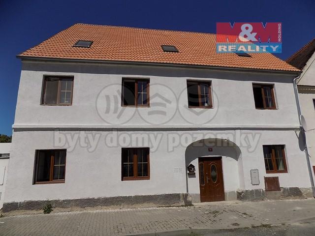 Prodej, nájemní dům, Chabařovice, ul. Náměstí 9. května