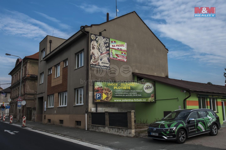 dům (Prodej, nájemní dům, 613 m², Hradec Králové, ul. Koutníkova), foto 1/30