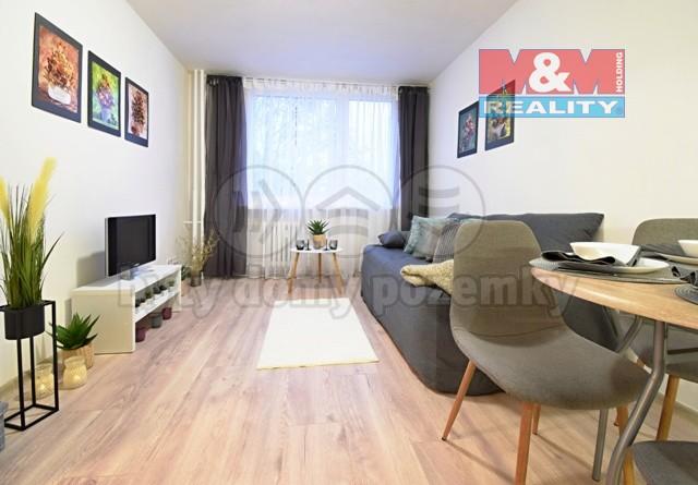 Prodej, byt 2+kk, 47 m², Mělník, ul. Zádušní