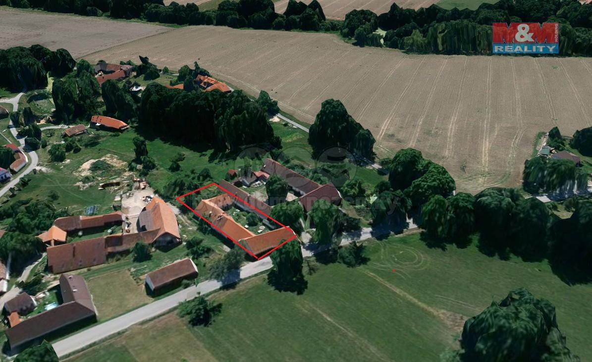 Prodej, rodinný dům, 769 m², Dolní Bukovsko, Popovice