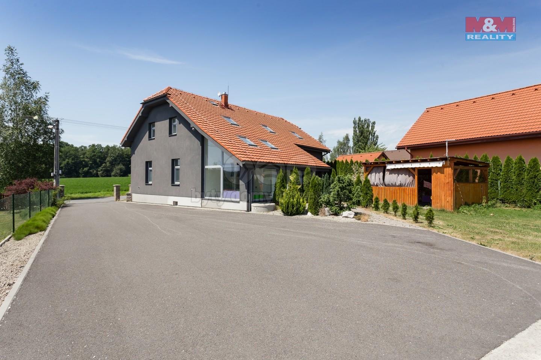 Prodej, rodinný dům, Trnávka