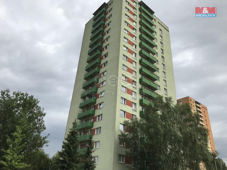 Pronájem, byt 1+1, 45 m², Ostrava, ul. Ahepjukova