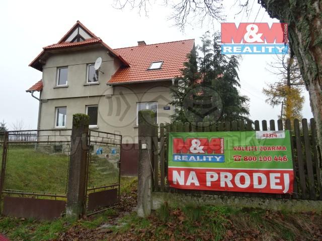 Prodej, rodinný dům, 150 m², Hranice u Aše, ul. Vilová