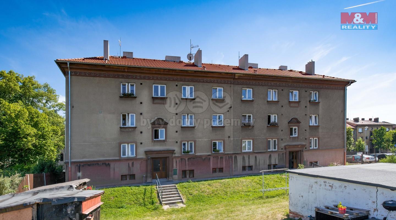 Prodej, byt 3+1, 56 m2, OV, Rokycany, ul. Plzeňská