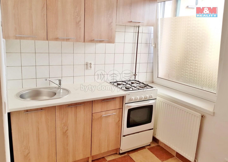 Pronájem, byt 1+1, 22 m2, Ostrava, ul. Žákovská