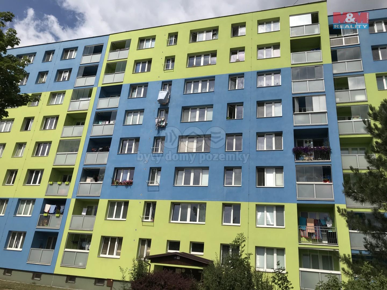 Pronájem, byt 2+1, 45 m², Ostrava, ul. Horymírova