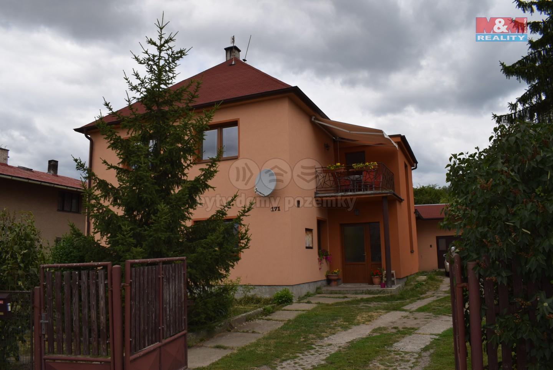 Prodej, rodinný dům 6+1, Ostřetín