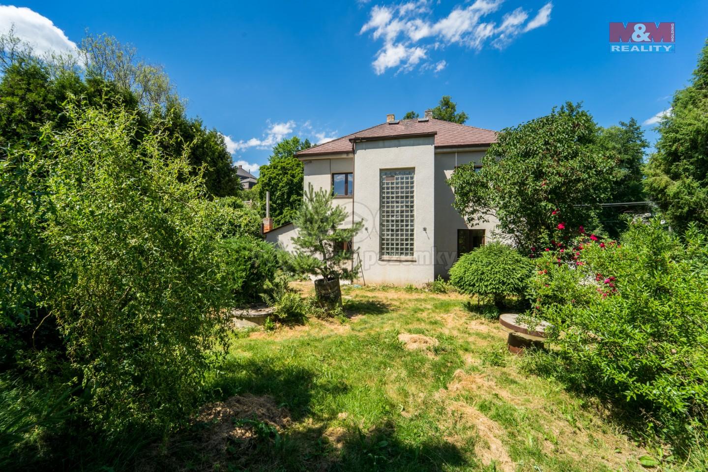 Prodej, rodinný dům, 4082 m2, Manětín