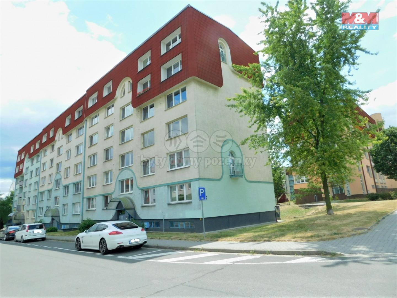 Pronájem, byt 3+1, 70 m², Ostrava, ul. Dr. Šavrdy