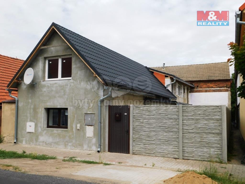 Prodej, rodinný dům, 196 m², Hřivčice, Peruc