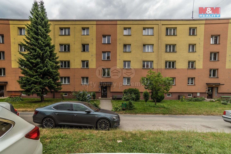 Pronájem, byt 2+1, 55 m2, Orlová, ul. Mládí