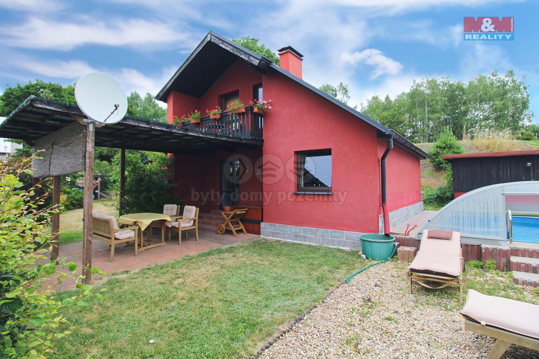 Prodej, chata, 787 m², Stráž - Bor u Tachova