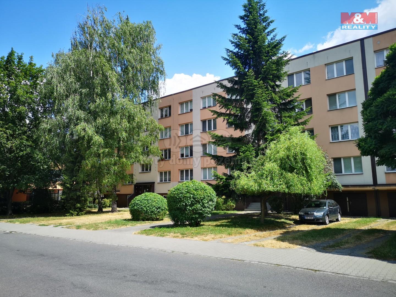 (Prodej, byt 1+1, 37 m2, Bohumín, ul. Čs. armády), foto 1/9
