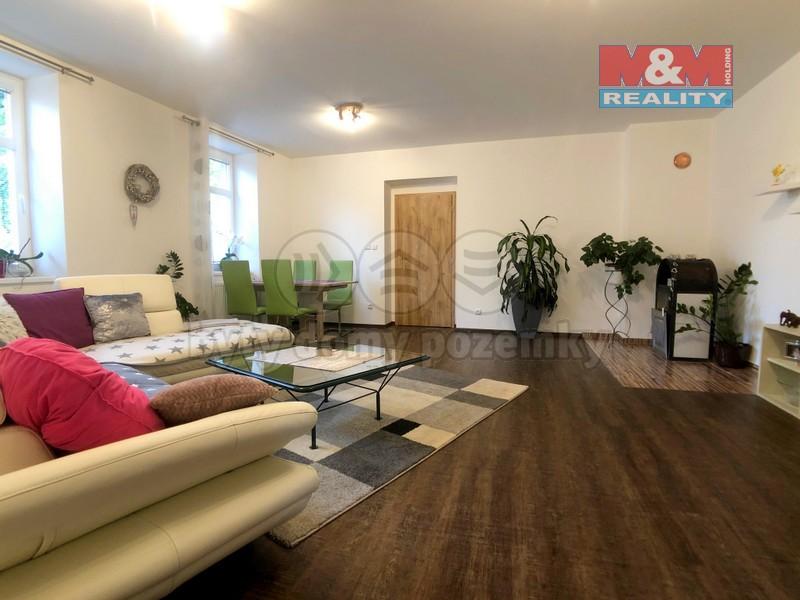 Pronájem, byt 3+kk, 84 m2, Kozolupy u Plzně
