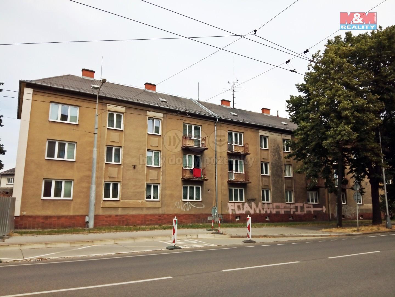 Pronájem, byt 2+1, 61 m2, Moravská Ostrava, ul.Sokolská tř.