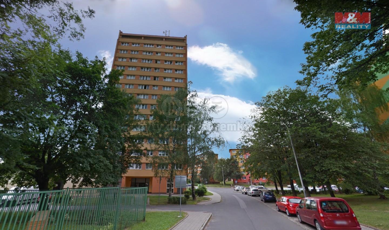 Prodej, byt 3+1, 65 m², Ostrava, ul. Resslova