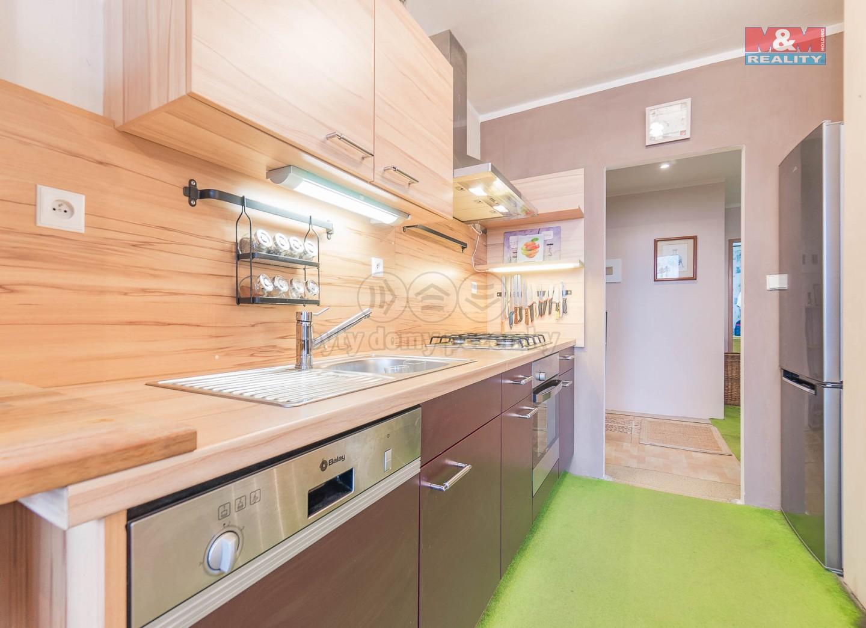 Prodej, byt 3+1, 82 m2, Praha 9 - Hloubětín