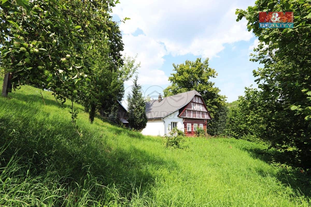 Prodej, chalupa, 1800 m², Stará Paka - Karlov