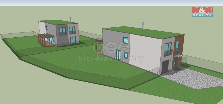 Prodej, rodinný dům, 636 m2, Kroměříž
