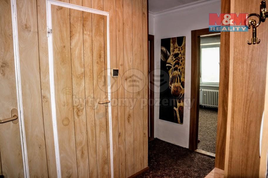 Prodej, byt 2+1, 45 m², Ostrava, ul. Mongolská