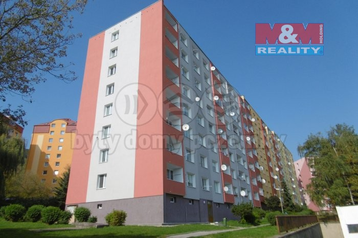 Pronájem, byt 3+1, 64 m², Jirkov, ul. K. Marxe