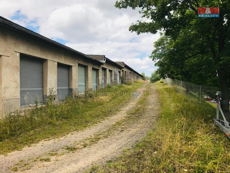 Prodej, garáž, 19 m², Příbram, ul. K Podlesí