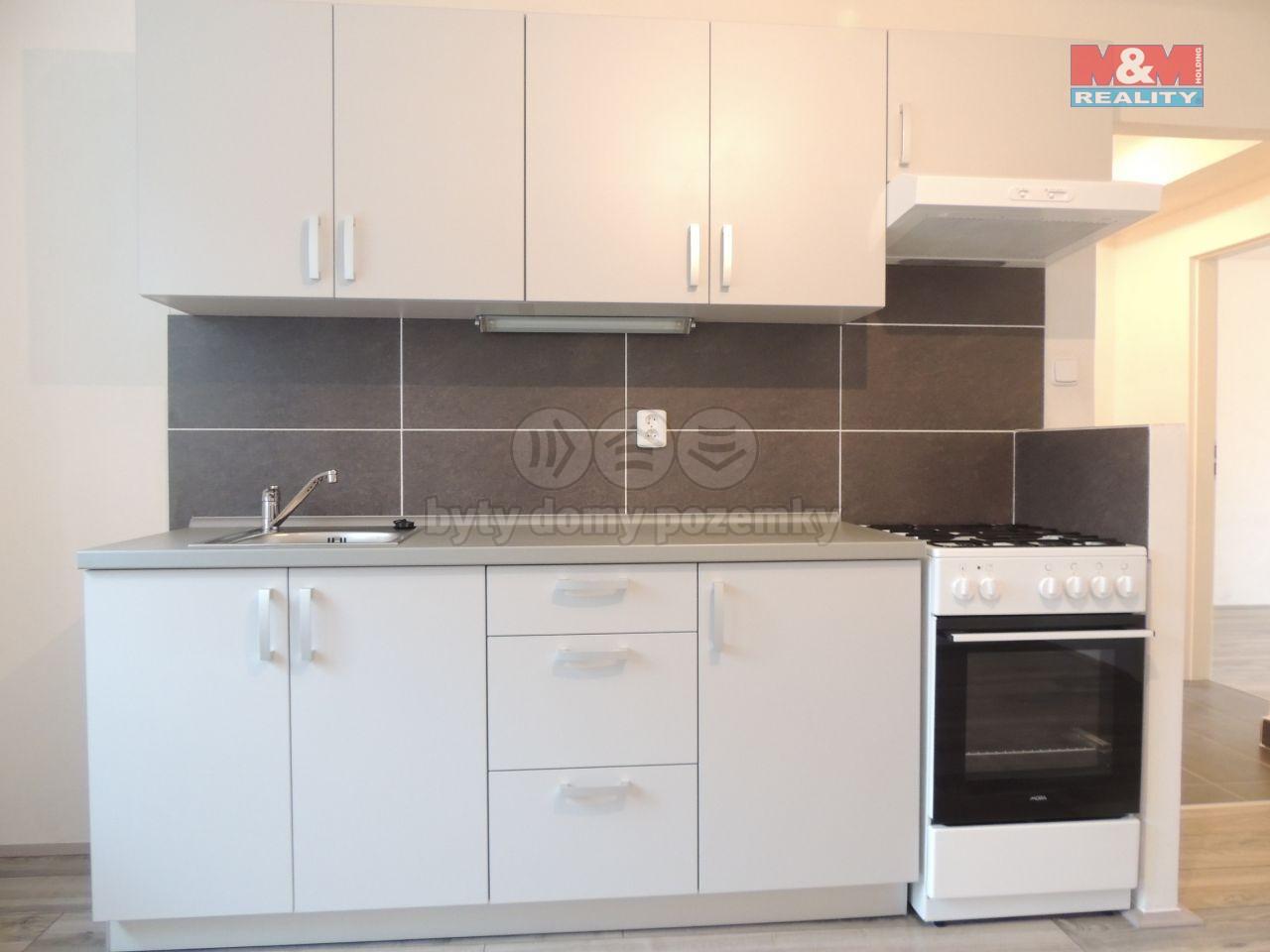 Pronájem, byt 2+1, 49 m², Ostrava, ul. Gurťjevova