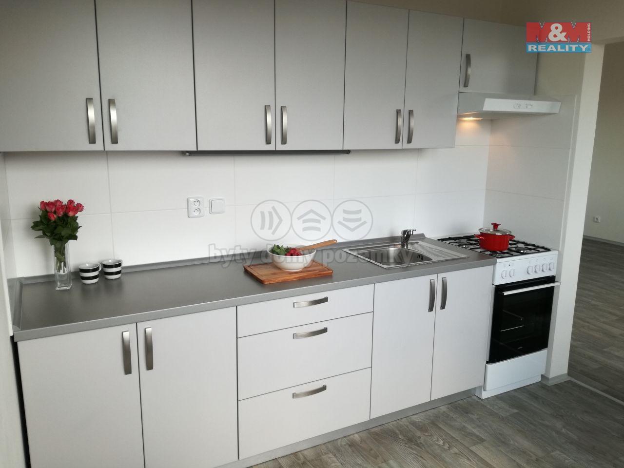 Pronájem, byt 3+1, 64 m², Ostrava, ul. Jana Maluchy