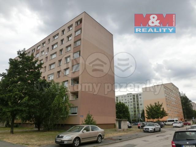 Prodej, byt 2+1, 43 m2, Ostrava, ul. V. Vlasákové