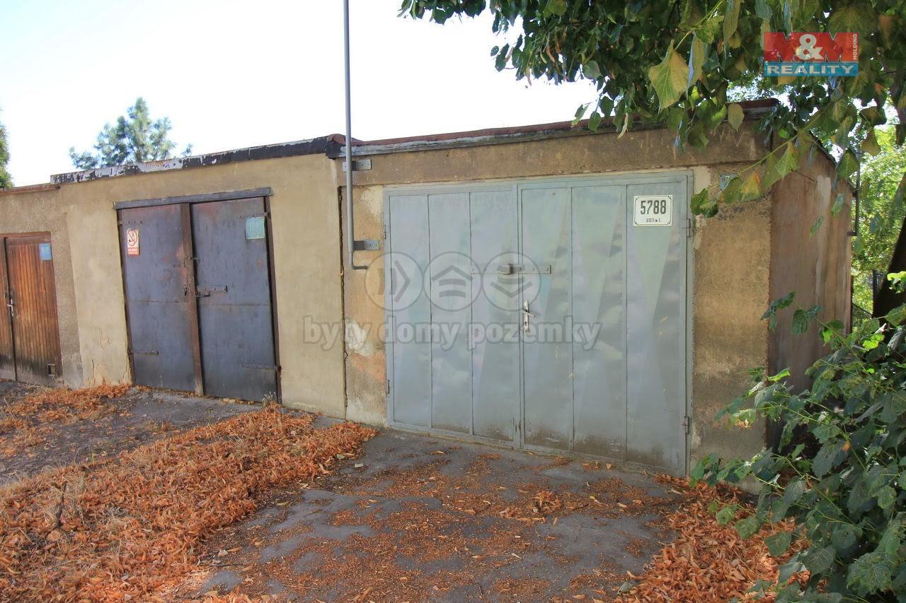 garáž součástí prodeje