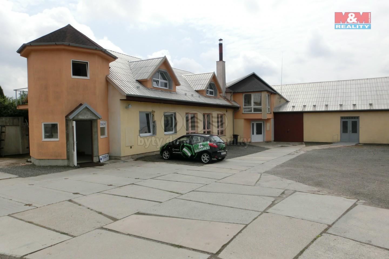 Prodej, výrobní objekt, Soběslav - Zvěrotice