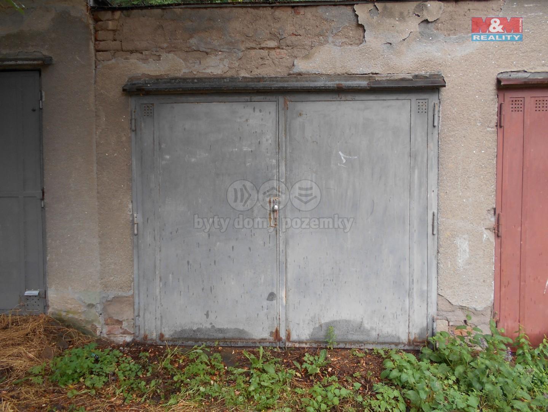 Prodej, garáž, 18 m², Brno, ul. Trtílkova