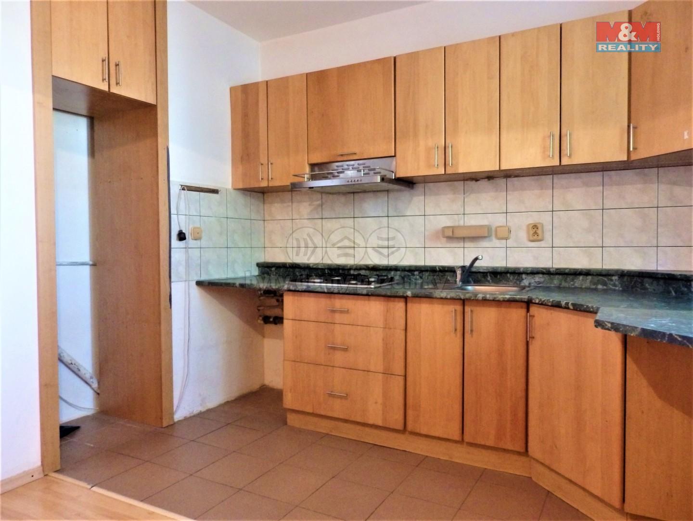 Pronájem, byt 3+1, 95 m2, Frýdek-Místek, ul. Marie Majerové