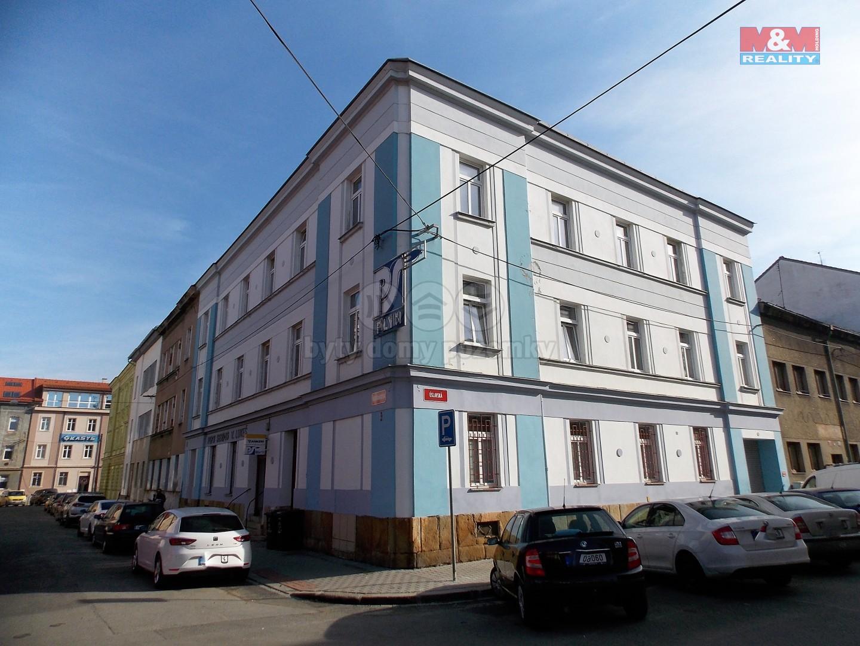 Pronájem, byt 1+1, 28 m2, Plzeň, ul. Barrandova