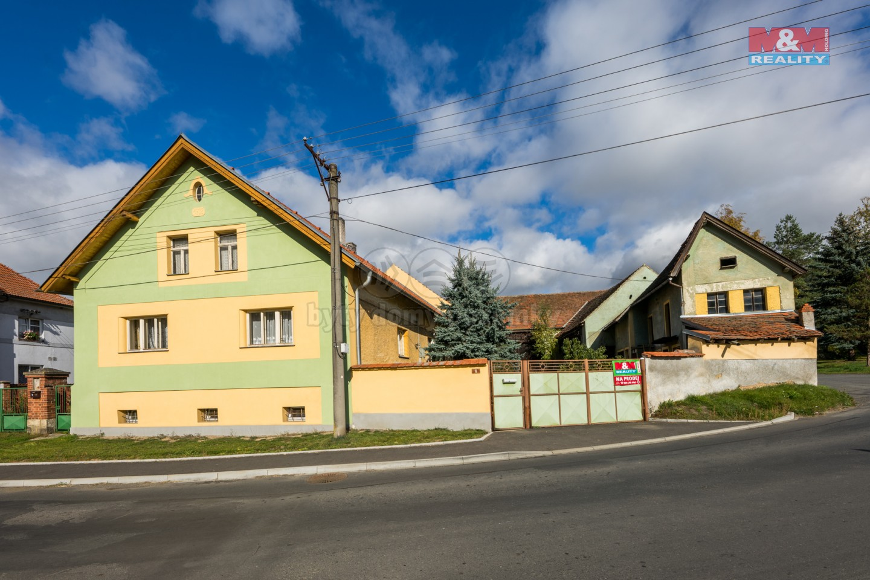 Prodej, rodinný dům 5+kk, 120 m², Srby