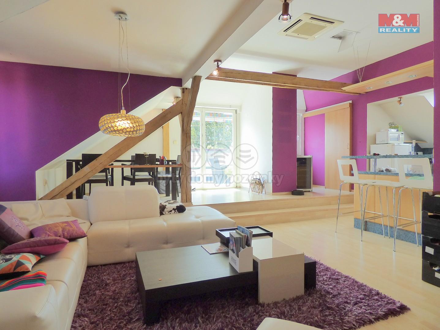 Prodej, byt 5+kk, Brno, ul. Renneská třída