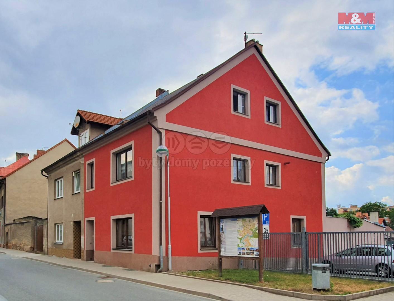 Pronájem, pokoj, 15 m2, Stříbro, ul. Mánesova