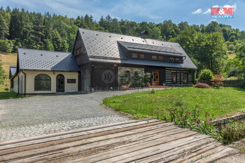 Prodej, rodinný dům, Kryštofovo Údolí